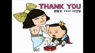 Watch Psy Thank You feat Suh Inyoung video