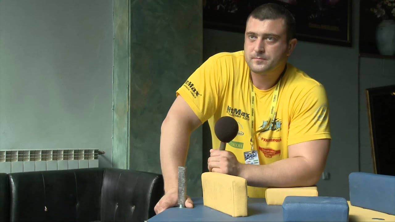 Andrey Pushkar talking about doping control in 2013, English Subtitles