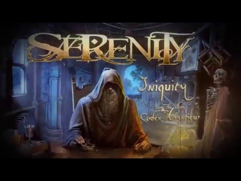 SERENITY - Iniquity (Official Lyric Video) | Napalm Records