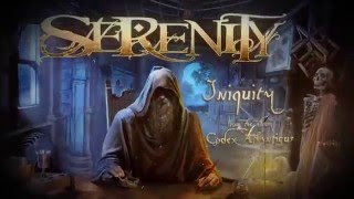 SERENITY - Iniquity (Lyric Video)