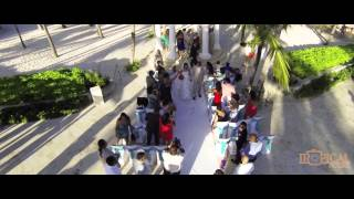 Videos Aereos Bodas Barcelo Bavaro Palace Deluxe 2013 por TROPICAL PICTURES