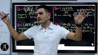 Bölünebilme 2 -  Konu Anlatımı ve Soru Çözümleri | Ali Ahsen AKTİ
