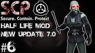 HUGE UPDATE v7.0! | SCP Containment Breach | Half Life Resonance Cascade Mod #6