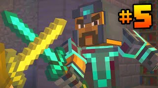 "Minecraft Story Mode (Part 5) - Episode 2 ""ASSEMBLY REQUIRED!"""