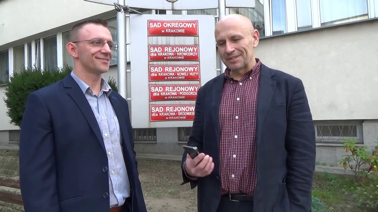 Studio Polaków - z Krakowa - Głośnej sprawy końca nie widać!