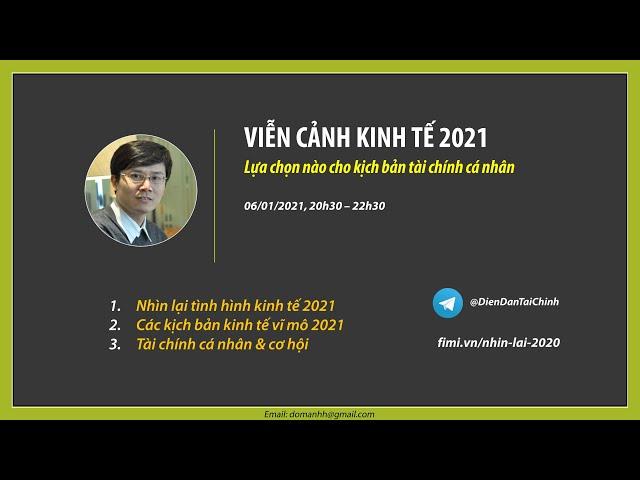 Viễn cảnh kinh tế 2021