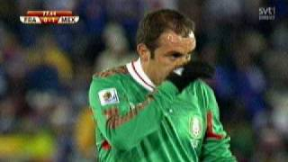 C. BLANCO 2-0 PENALTY | FRANCE v MEXICO | FIFA WORLD CUP 2010
