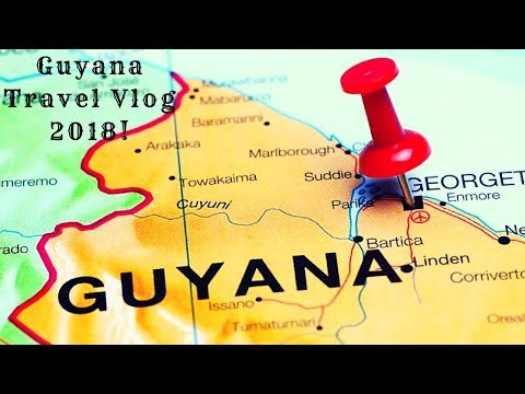 236. Guyana Travel Vlog - Part 2