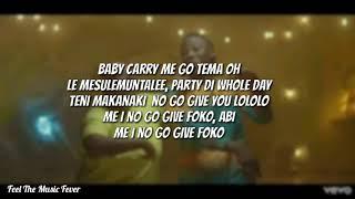 Download lagu Stonebwoy - Ololo (Lyrics) Ft. Teni