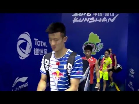 TOTAL BWF Thomas & Uber Cup Finals 2016 | Badminton Day 4/S3-Thomas Cup Grp A- CHN vs JPN