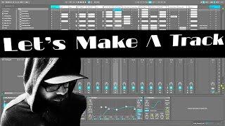 Le'ts Make a Dub Techno Track in Ableton LIve #1