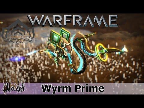 Warframe Sentinel Overview: Wyrm Prime