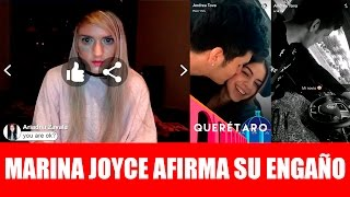 Marina Joyce AFIRMA SU ENGAÑO (el final) - SCREAMAU Y SU NOVIA
