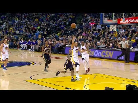 Warriors Ball Movement 16/17