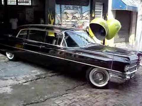 Hot Parts Cadillac 1963 - YouTube