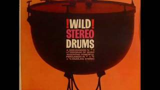 "Les Baxter-""Ting Ting Ting"" Wild Stereo Drums (HD)"