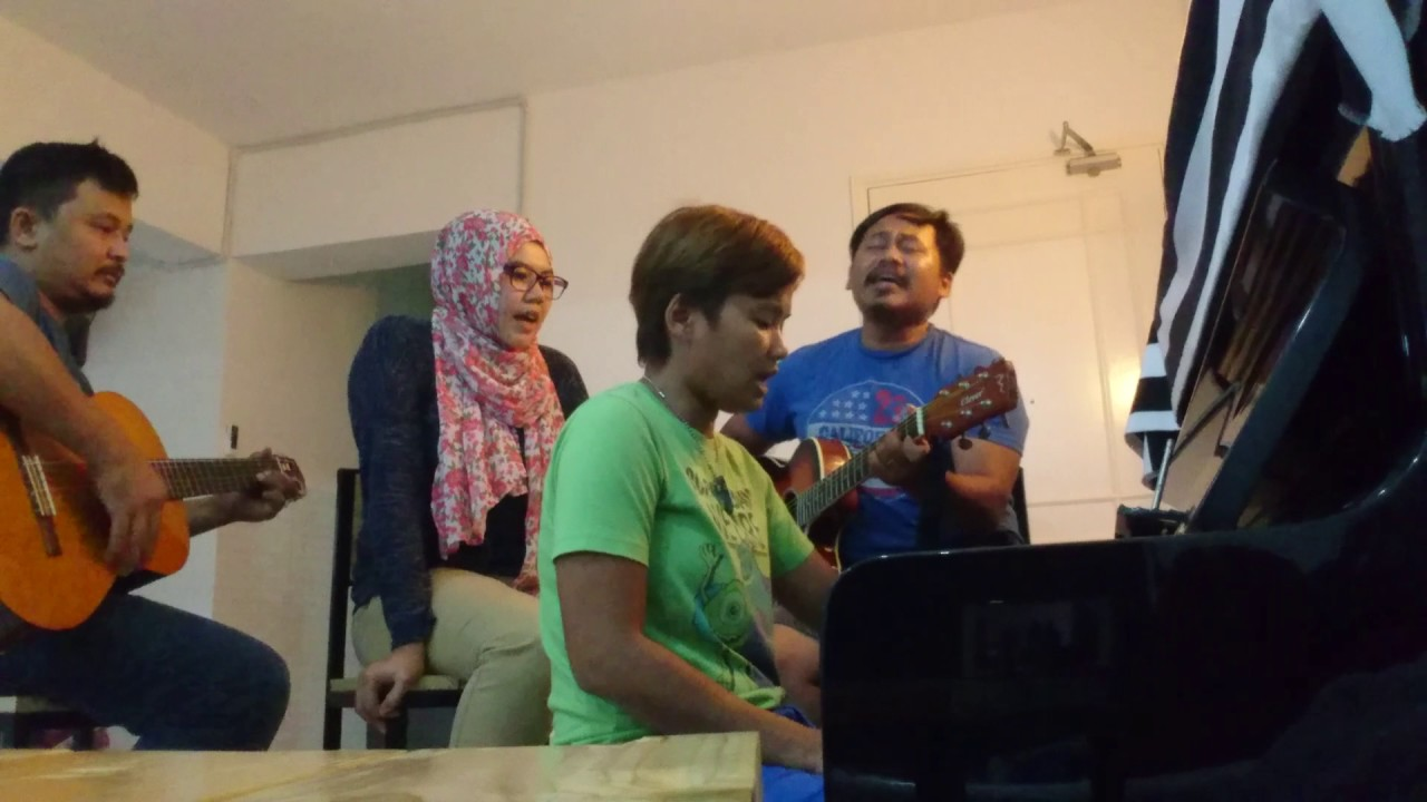 Cover song kenyalang I'm in love #1