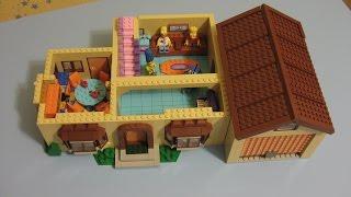 Лего Будинок Сімпсонів 71006, складання 1 пов, 2 ч., Lego The Simpsons House, іграшки для хлопчиків і дівчаток