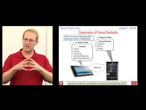 Lecture 12: Android Network Programming (Parts 1 And 2)