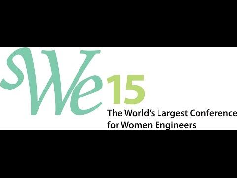 WE15 Closing Keynote: Celebrate SWE!!