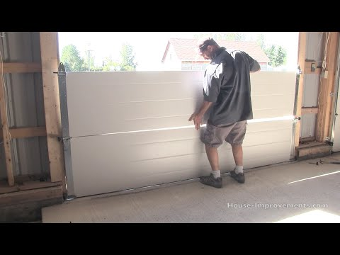 how-to-install-a-garage-door