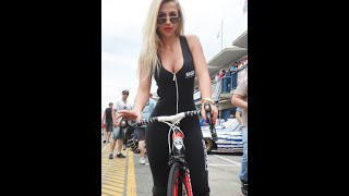 Bike Draft - 145 km/h