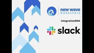 New Wave Workspace integration with Slack