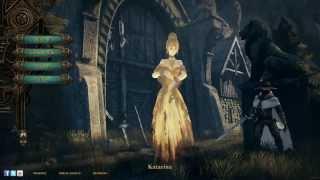 The Incredible Adventures of Van Helsing: Lady Katarina Trailer