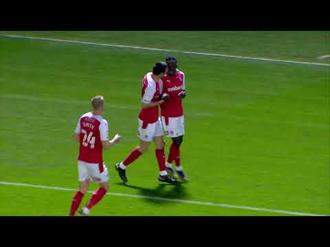 Rotherham QPR Goals And Highlights