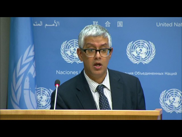 UN Relief Chief wraps up DR Congo visit & other topics - Daily Briefing (21 July 2017)