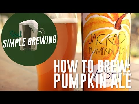 How To Brew: Pumpkin Ale