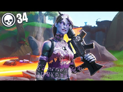 34 Kills Season 9 On Controller