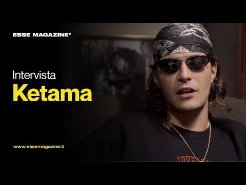 """Ketama parla di """"Scacciacani"""", di """"KETY"""", del rapporto con le droghe, dell'essere bambino - ESSE MAGAZINE"""