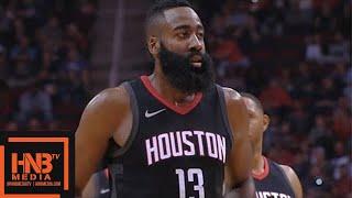 Charlotte Hornets vs Houston Rockets 1st Qtr Highlights / Week 9 / Dec 13