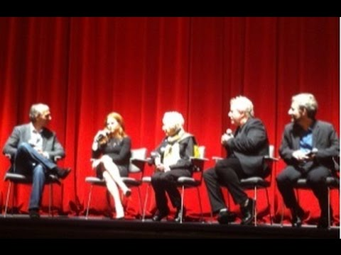 Big Eyes (2014) Q&A with Amy Adams, Margaret Keane & The Writers