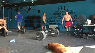 Macho Man (CrossFit Workout) - Noah Ohlsen