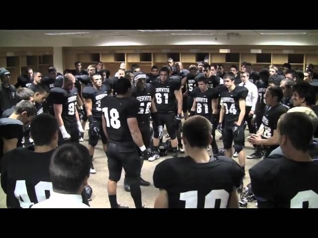 Servite Vs Mater Dei 2011 Youtube