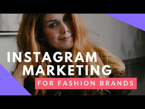Instagram for Fashion Brands