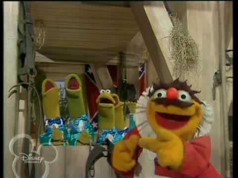The Muppet Show. Lew Zealand And Gills Brothers - Goodnight Sardine (ep. 521)
