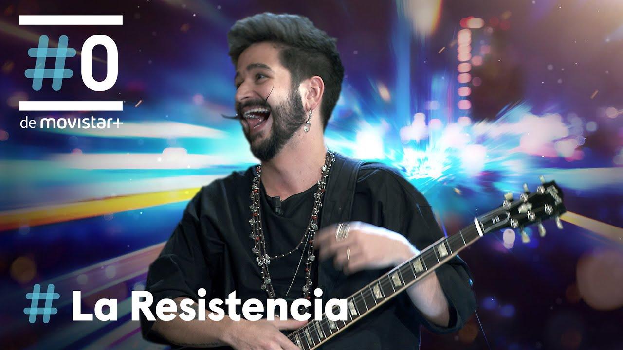 LA RESISTENCIA - Entrevista a Camilo | #LaResistencia 25.11.2020
