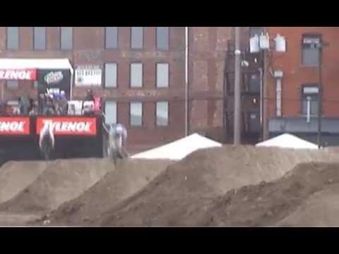 PRO BMX Finals Dirt - 04 Vans Triple Crown