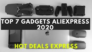 TOP 7 Gadgets Aliexpress 2020 | Hot Deals Express