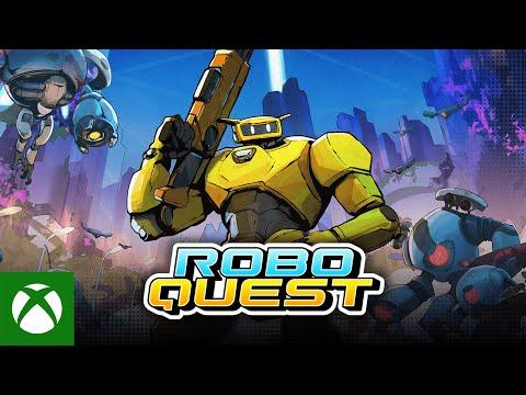 Roboquest в день релиза добавят в подписку Game Pass на Xbox