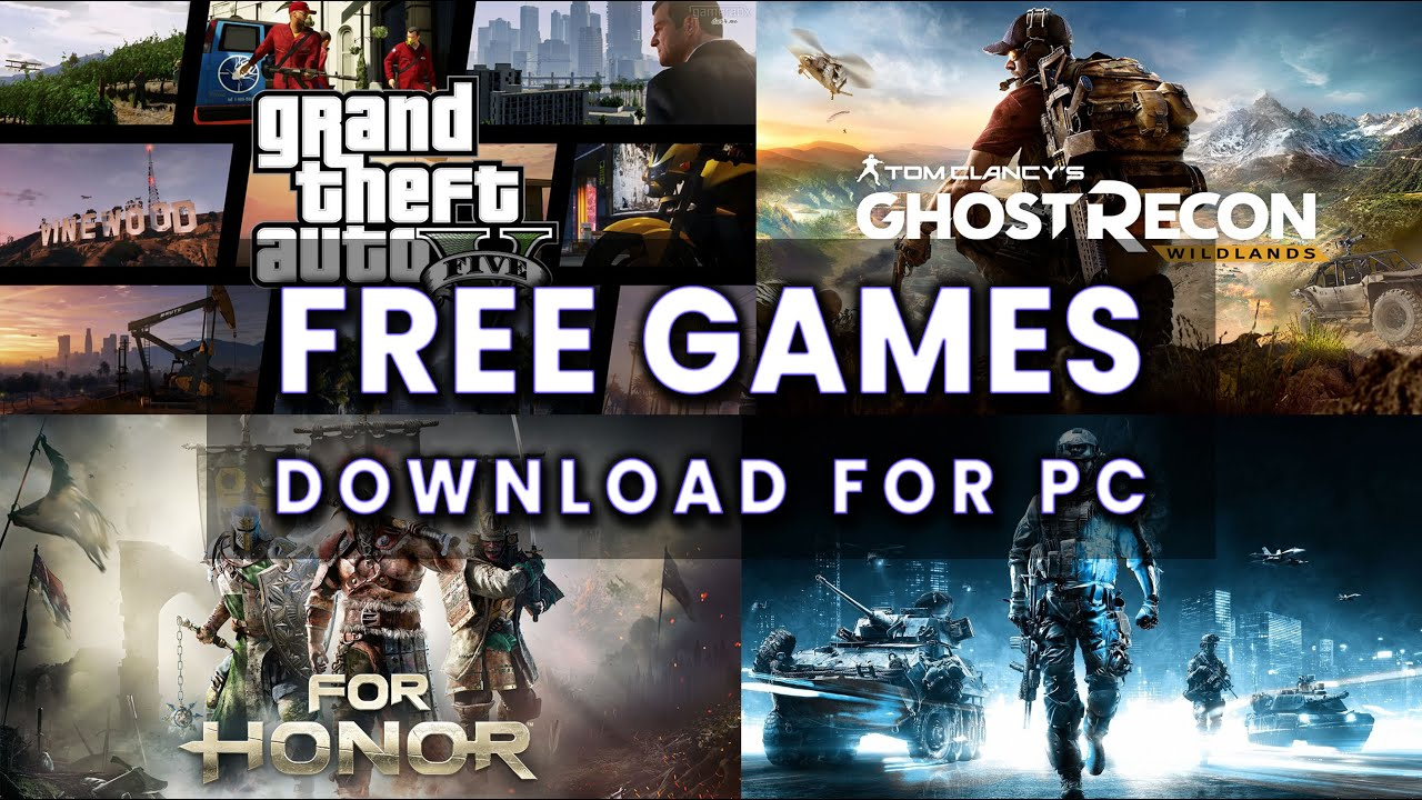 1000 free games download for pc