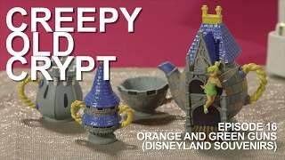 Creepy Old Crypt #16: Orange and Green Guns (Disneyland Souvenirs)