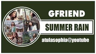 [Phiên âm Tiếng Việt] Summer Rain – GFriend