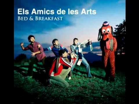 Els Amics de les Arts - Bed & Breakfast