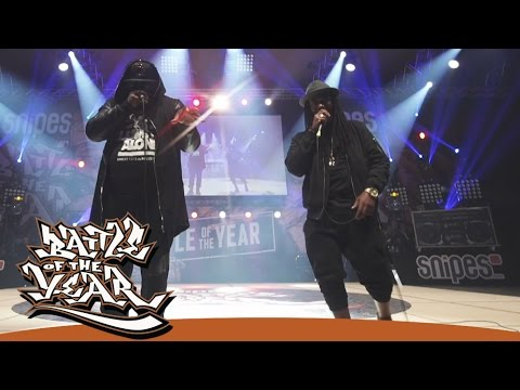 BOTY 2016 - RAHZEL & SUPERNATURAL (USA) - Showcase [BOTYTV]