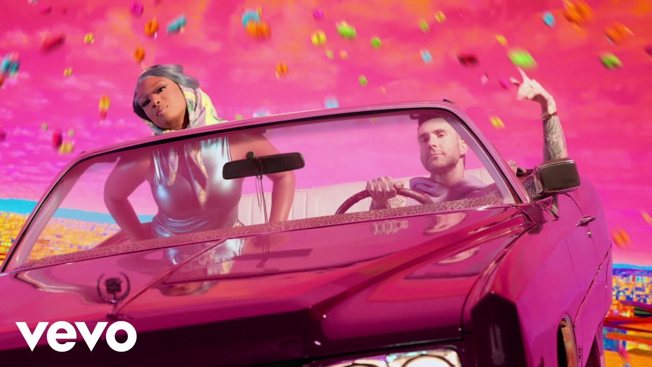 Download Maroon 5 - Beautiful Mistakes ft. Megan Thee Stallion (Official Music Video)