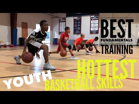 Youth Basketball Skills Training - Coach Lyonel Anderson